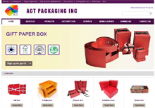 ACT PACKAGING INC is branch of Shenzhen Cailang Printing Co., Ltd.