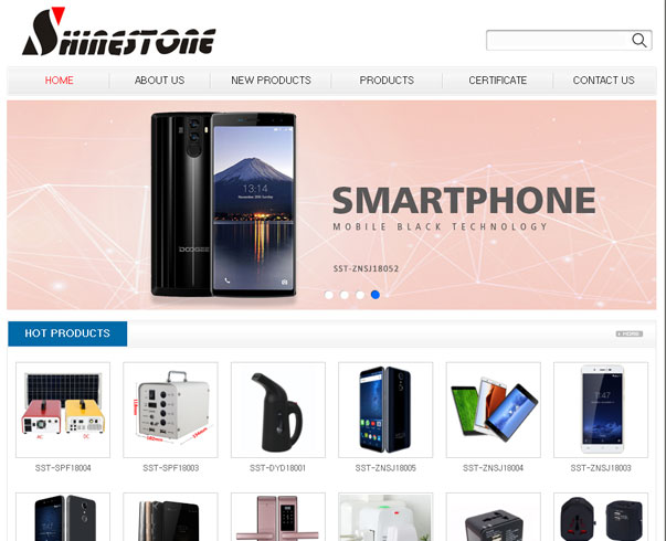 Shinestone Electronic Co.,Ltd