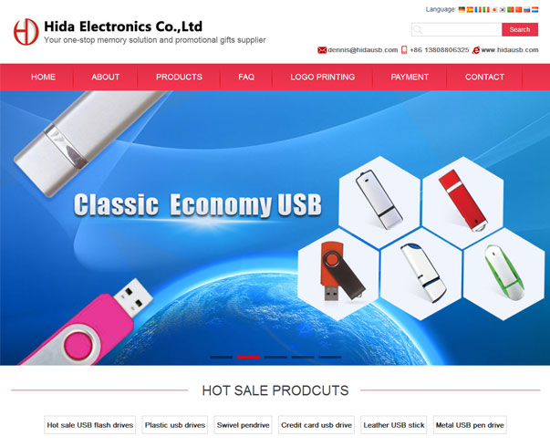 Hida Electronics Co., Ltd